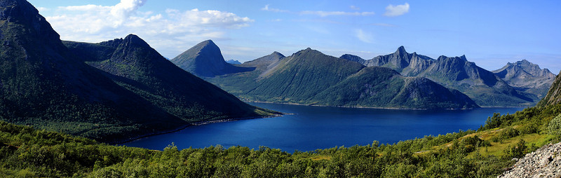 D123, Husoy, Norway