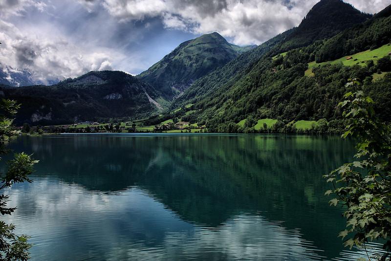 D74. Lake Sarner-See, Switzerland
