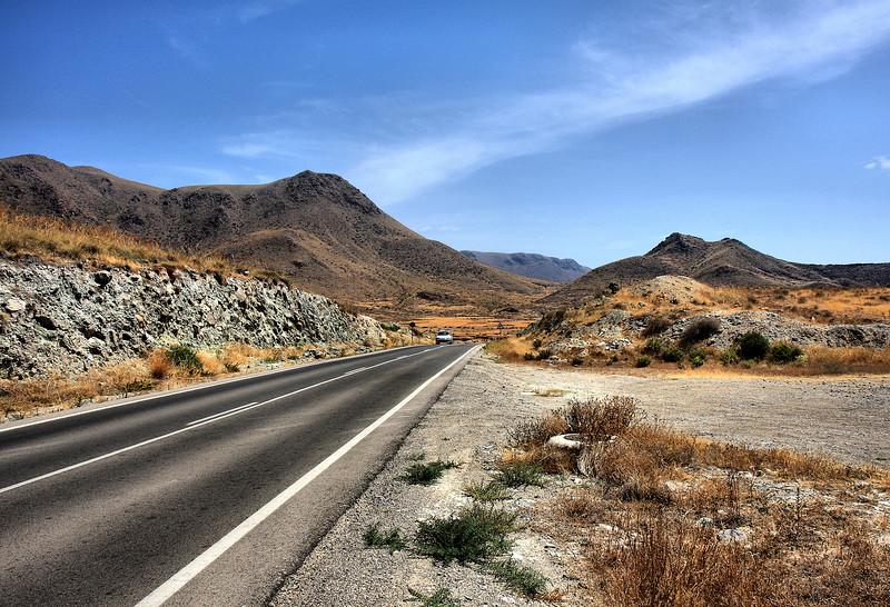 D53. Sierra Nevada mountains, Spain