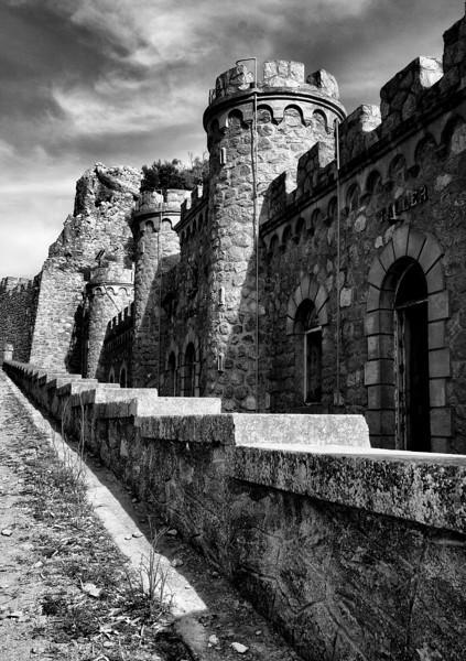 D53. Abandoned Fort, Spain