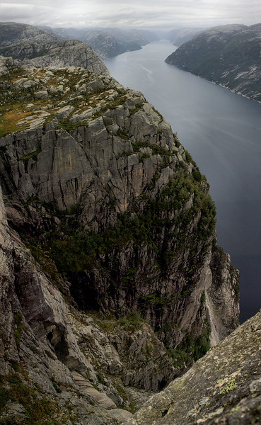 D137. Preikestolen (Pulpit rock), Norway