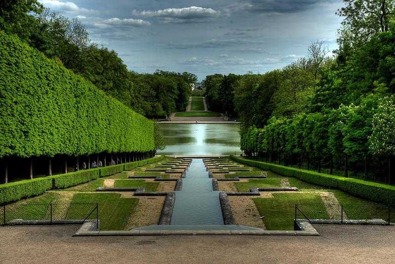D7. Chateaux de Sceaux, Paris, France