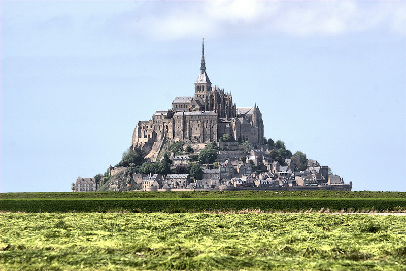 D11. Mont St Michel, France