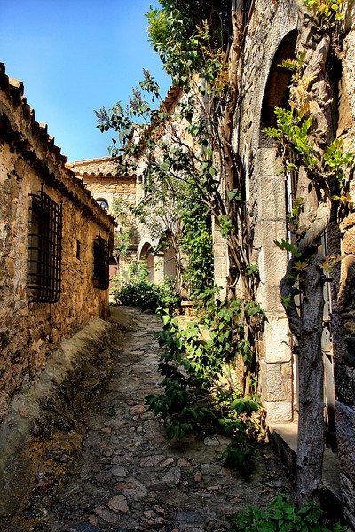 D60. Tossa De Mar, Spain