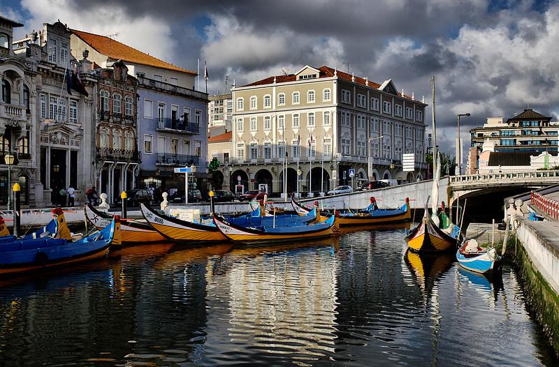 D38. Aveiro, Portugal