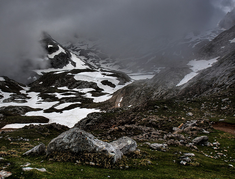 D27, Fuerte De, Europas mountains, Spain
