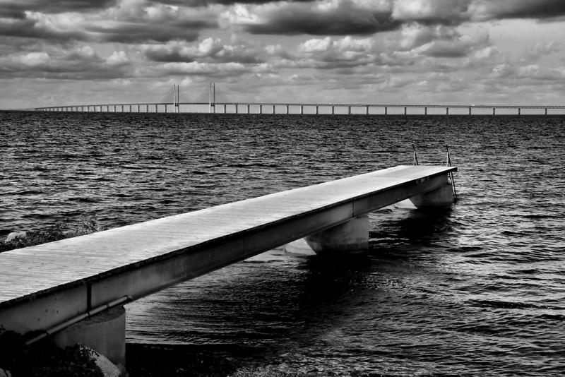 D147. Oresund Bridge, Swedish/Danish border