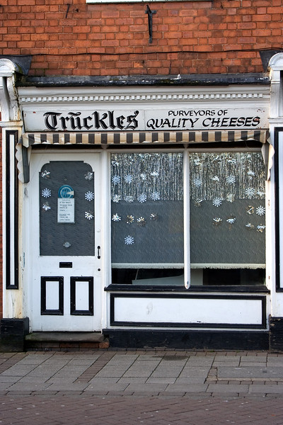 Truckles - The Cheese Shop<br /> Lower Gungate