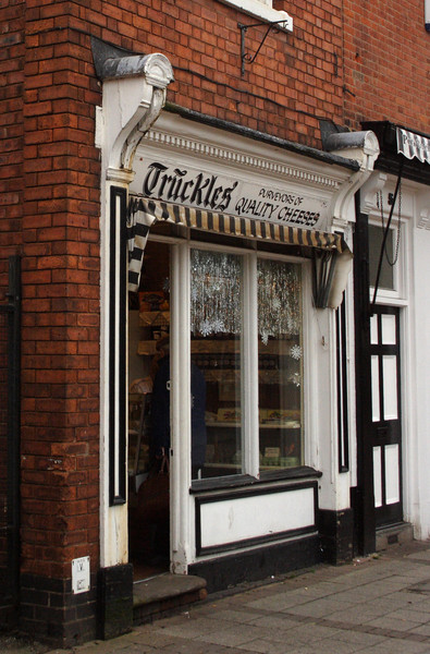 Truckels - The Cheese Shop. <br /> Lower Gungate