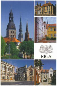 11_Riga_Towers_Skamu_Street_Convent_Yard_Sweedish_Gate