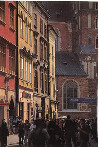 15_Cracovie_Rue_Florianska