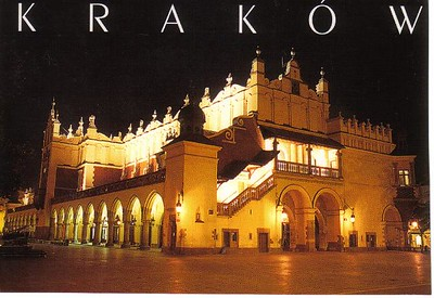 10_Cracovie_Grande_Place_du_marche_soir