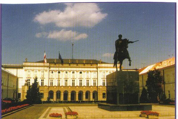 24_Varsovie_Palais_du_Gouverneur_Residence_du_president