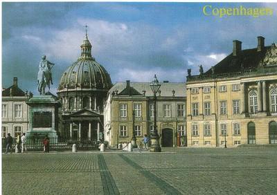 05_Copenhague_Chateau_Amelienborg_Cour_Interieure