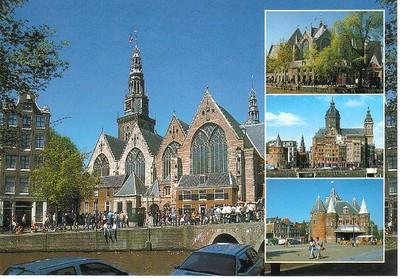 09_Am_Oudekerk_St_Nicolaaskerk_Waag_St_Anthoniepoort