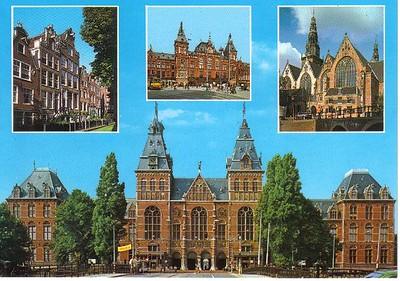 10_Am_Beginhof_Central_Station_Oude_Kerk_Rijkmuseum