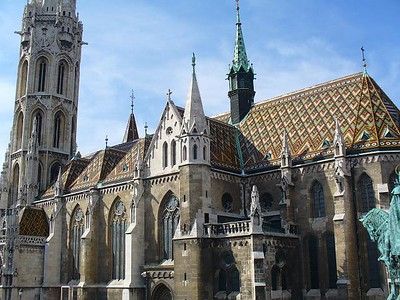 005_Budapest_Matthias_Cathedral_14th_Century