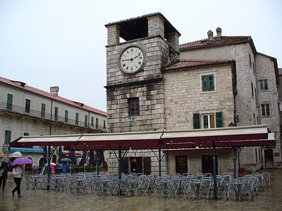 13_Kotor_Arms_Square_with_the_Clock_Tower_from_1602