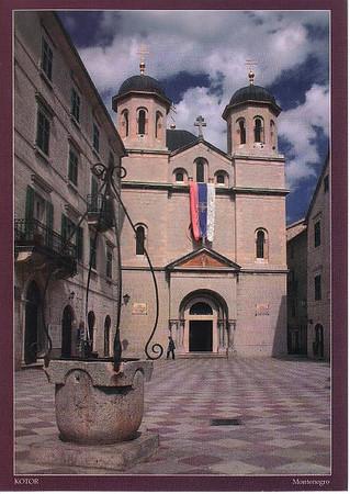 27_Kotor_St_Nichola_s_Church_1902