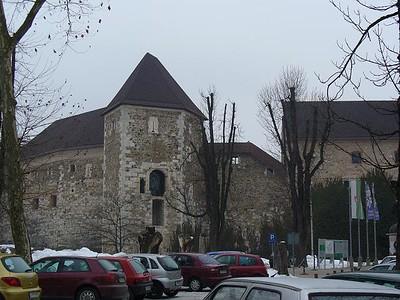 02_Ljubljana_Le Chateau_des_Comtes_de_Carniole