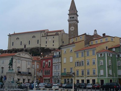 30_Piran_Ville_Medievale_St_George_s_Church_with_bell_tower_1609