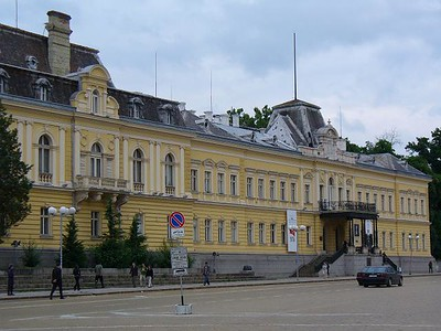 003_Sofia_Former_Royal_Palace_Now_Ethnographical_museum