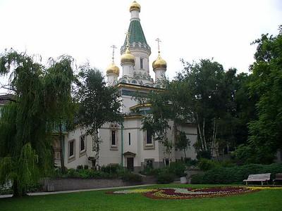 010_Sofia_Russian_Church_5_golden_onion_domes