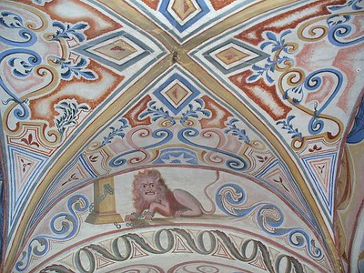 035_Rila_Monastery_Nativity_Church_Frescoes
