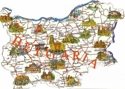 002_Bulgaria_Map_and_Highlights