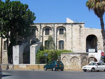 019_Larnaca_Cami_Kebir_Mosque_1835_Architecture_with_Columns