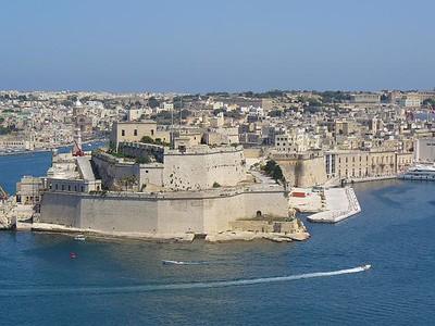 038_Le_Fort_Saint_Ange_1530_vue_des_Jardins_d_Upper_Barracca