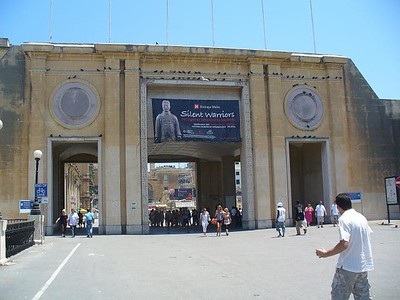 019_Valetta_City_Gate
