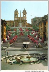 0026_Roma_The_Piazza_di_Spagna_and_the_Trinita_dei_Monti_Steps