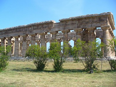 0327_Paestum_Basilica_Temple_of_Hera_6th_BC
