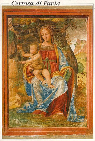 0758_Certosa_di_Pavia_The_Madonna_with_the_Infant_Jesus