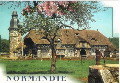 002_Normandie_Manoir