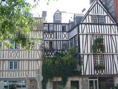 021_Rouen_Batiments_a_pans_de_bois