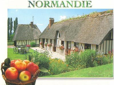 003_Normandie_Manoir