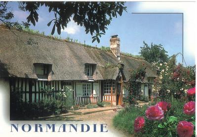 005_Normandie_Chaumiere_typique
