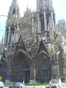 037_Rouen_Eglise_Saint_Ouen_XV_s_Facade_refaite_au_XIXs