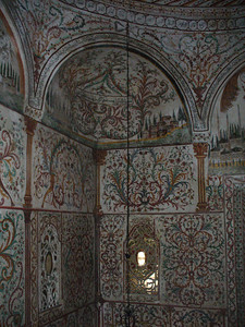 019_Tirana_Et_Hem_Bey_Mosque_Beautifully_Painted_Dome