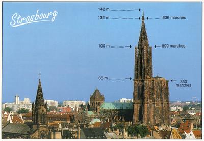 014_Strasbourg_La_Cathedrale_avec_les_metres_et_les_marches