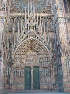 015_Strasbourg_La_Cathedrale_Portail
