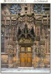 018_Strasbourg_La_Cathedrale_Portail_de_Saint_Laurent
