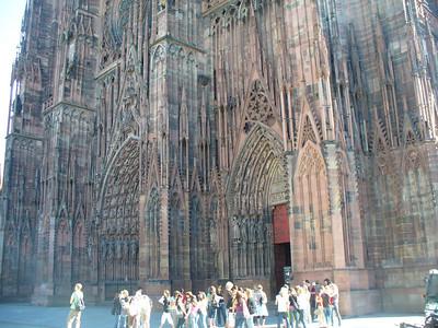 016_Strasbourg_La_Cathedrale