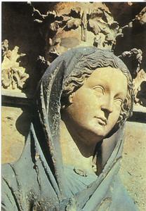 15_RCND_Porche_central_de_la_facade_La_Vierge_de_la_Visitation
