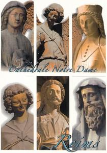 19_Reims_La_Cathedrale_Notre_Dame_Statues