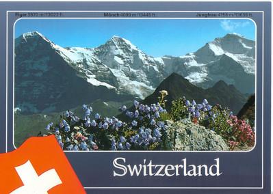 007_Eiger_3970m_Monch_4099_Jungfrau_4158m