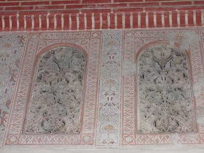 038_Alcazaba  Patio de los Naranjos  Stuc Ornamentation