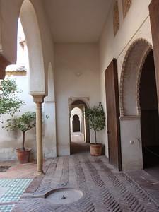 035_Alcazaba  The Nazari Palace  Patio de los Naranjos